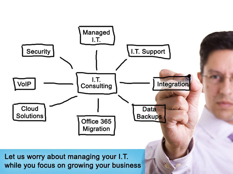 I.T. Consulting Services
